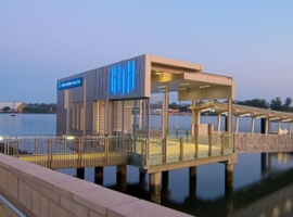 Northshore Hamilton Ferry Terminal