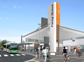 QLD Rail City Network