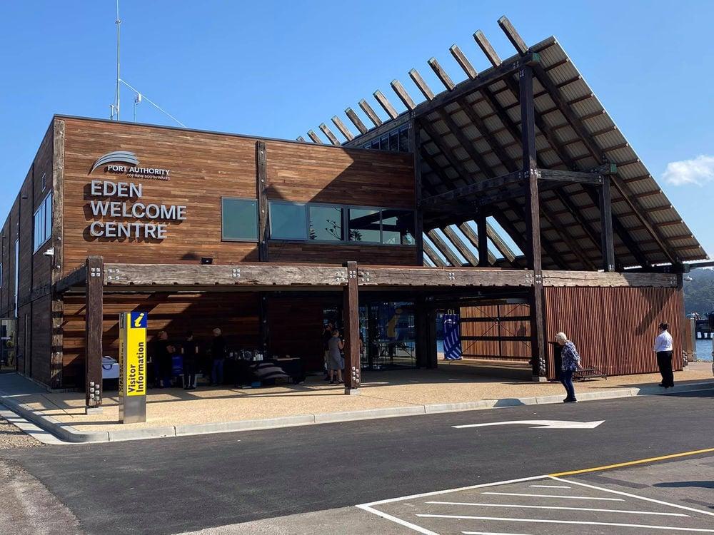 Eden Welcome Centre 3