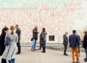Keith Haring Mural Restoration