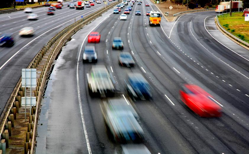 Melbourne-freeway