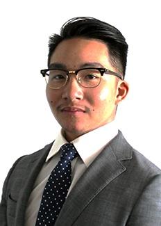 Michael Tran, Cadet Quantity Surveyor