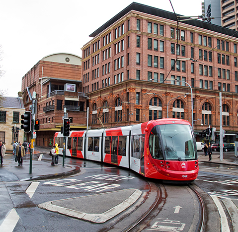 Sydney-Rail